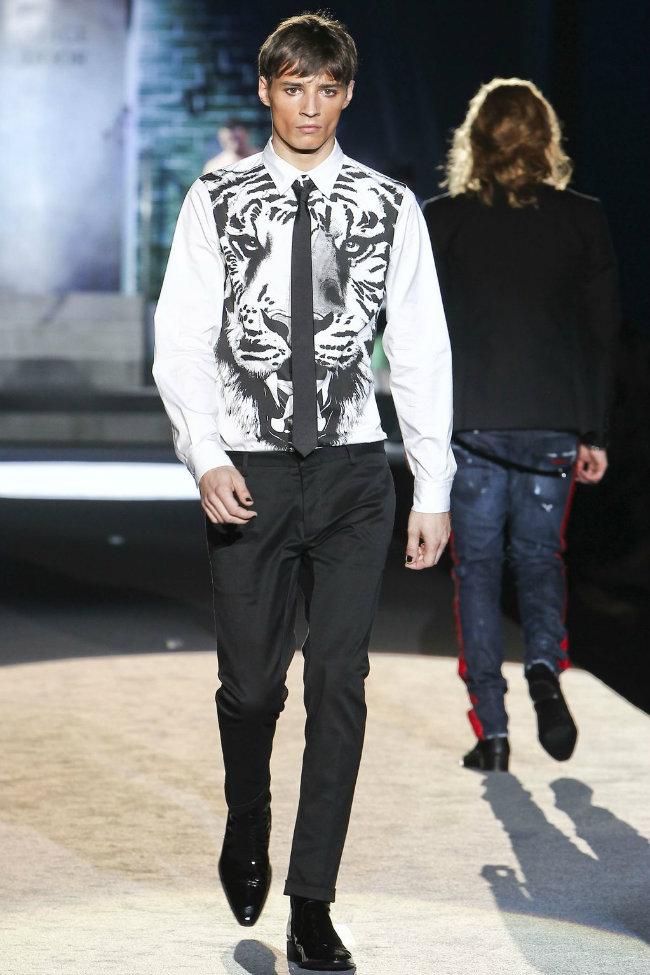 dsquared5 Dsquared² Spring 2012 | Milan Fashion Week
