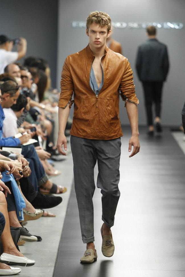 esspring11 Ermanno Scervino Spring 2012 | Milan Fashion Week