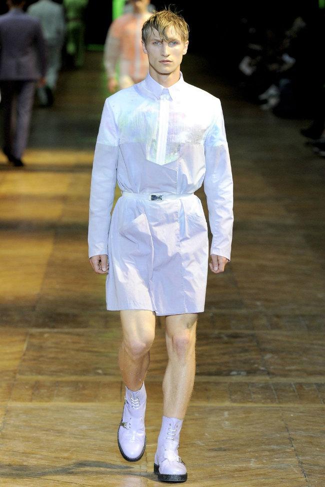 muglerrunway5 Mugler Spring 2012 | Paris Fashion Week