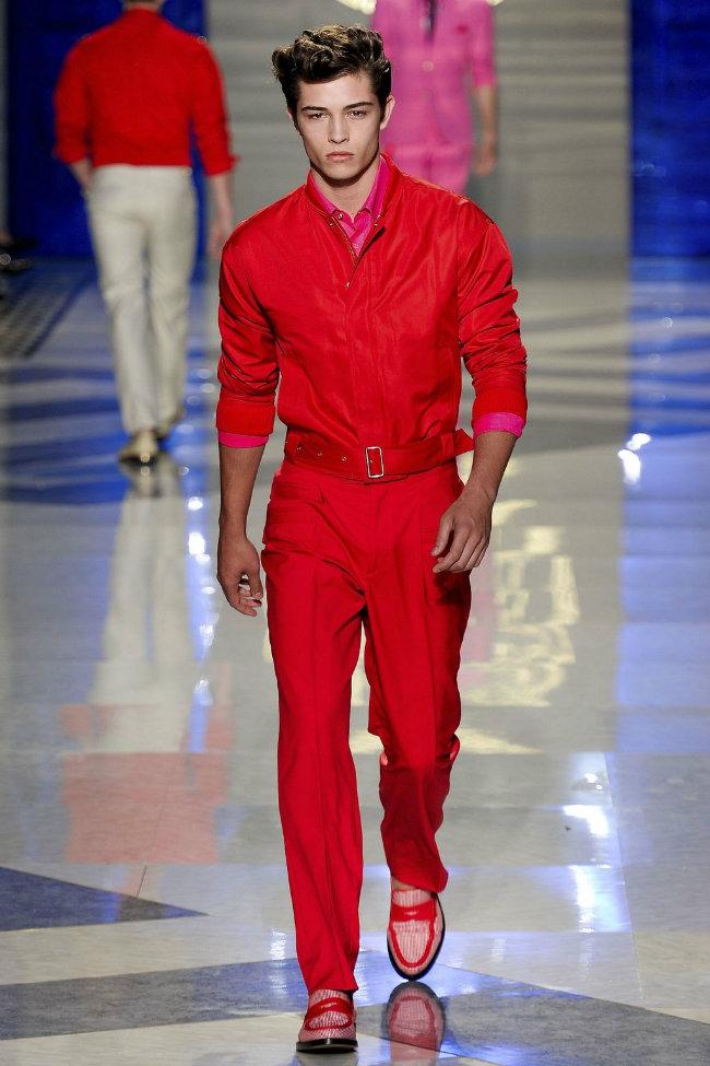 versace12 Versace Spring 2012 | Milan Fashion Week