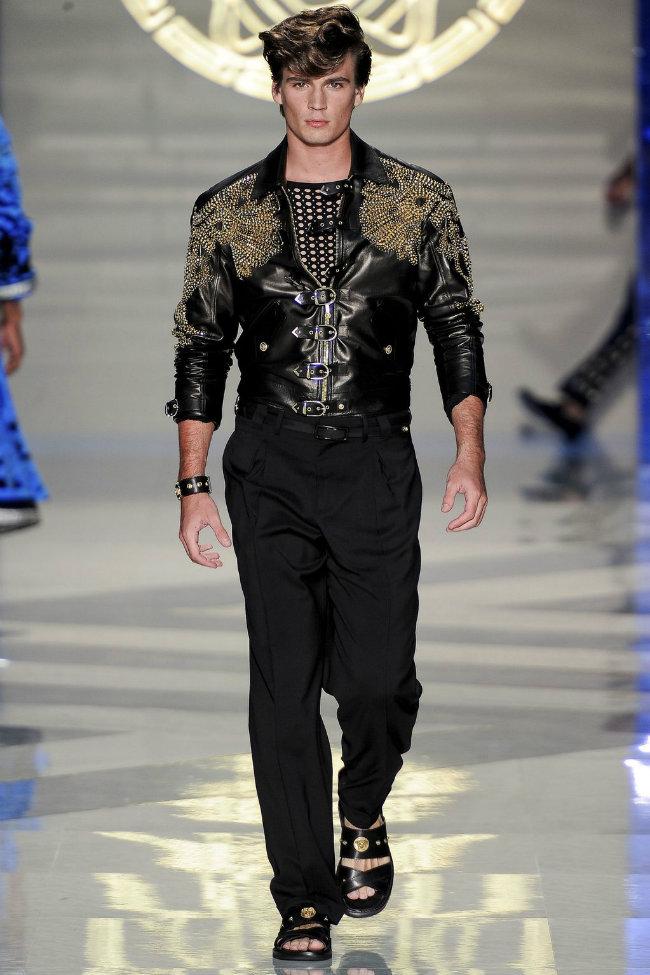 versace6 Versace Spring 2012 | Milan Fashion Week