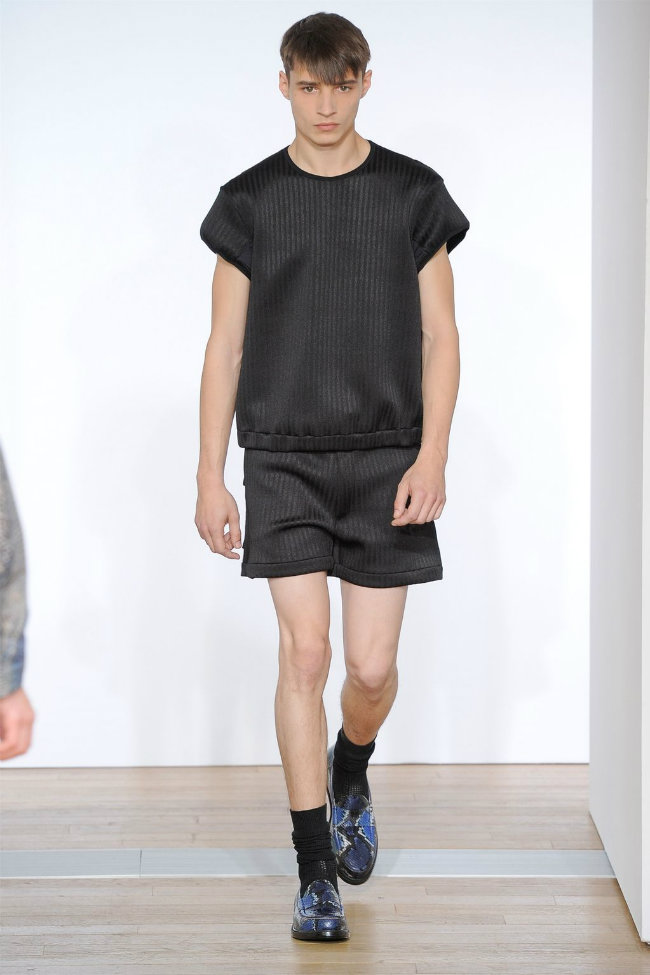 ysl4 Yves Saint Laurent Spring 2012 | Paris Fashion Week