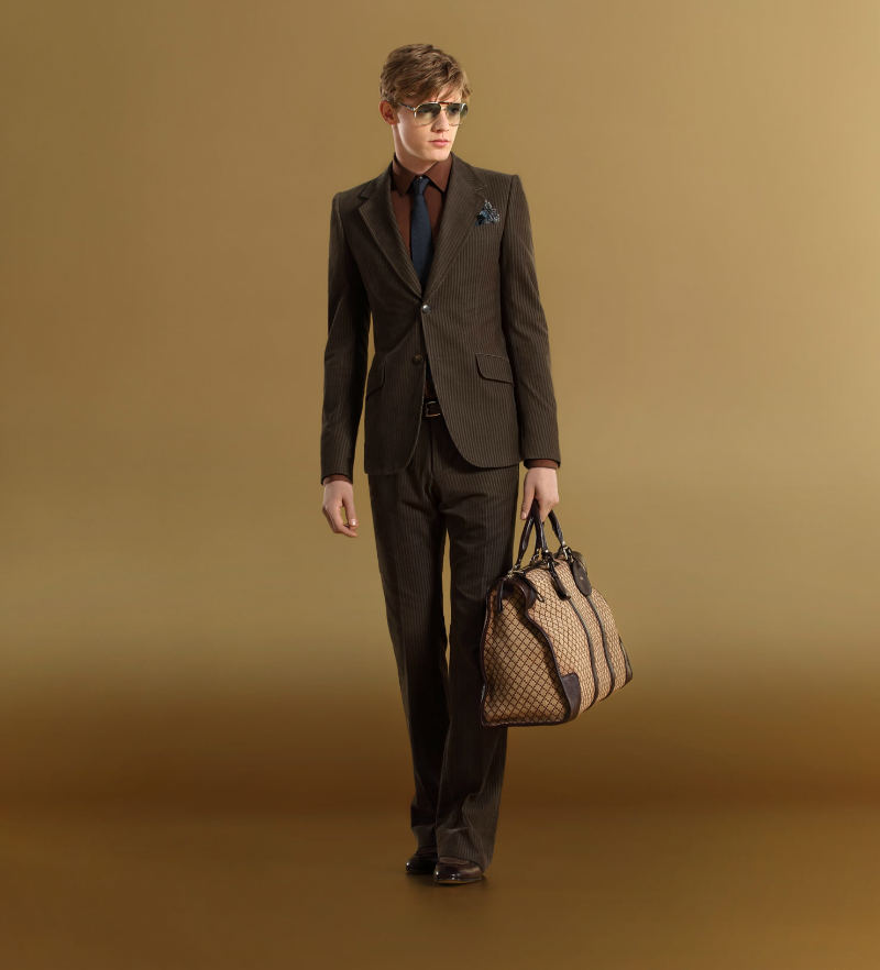 gucci5 Lenz Von Johnston for Gucci Fall 2011