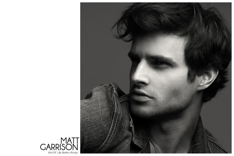 1 Fresh Face | Matt Garrison by Matthew Priestley