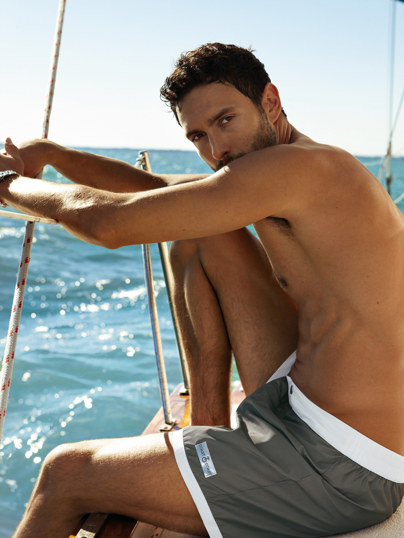 7 Noah Mills by Dean Isidro for Calzedonia Spring 2011 Campaign