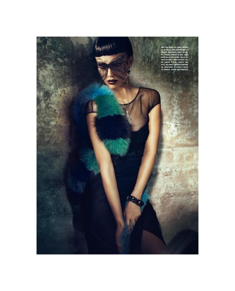jessica alba4 Jessica Alba by Michelangelo di Battista for <em>Vogue Italia</em> April 2011