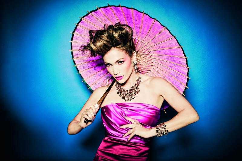 tous2 Jennifer Lopez for TOUS Spring 2011 Campaign by Ellen von Unwerth