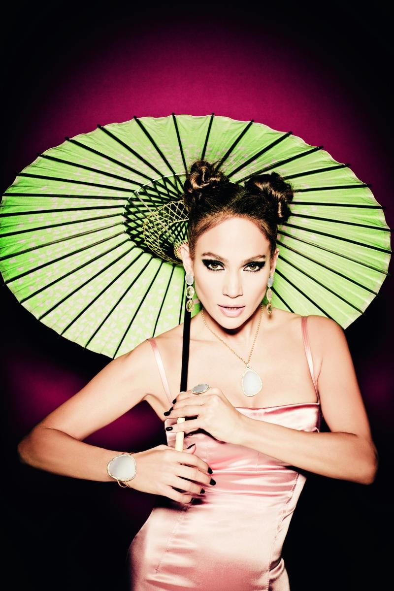 tous6 Jennifer Lopez for TOUS Spring 2011 Campaign by Ellen von Unwerth