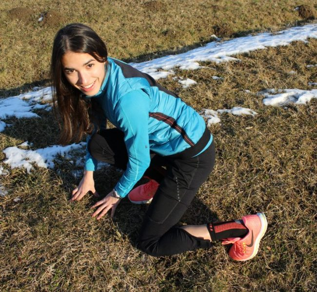 FALKE Achilles: runners' ally!