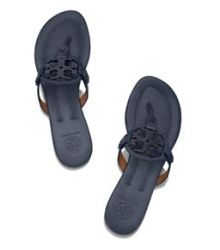 Bright Navy Tory Burch Miller Sandal