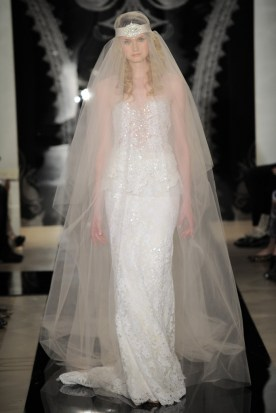 Reem Acra Bridal 2014