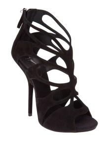 Giuseppe Zanotti Design stylised cut-out sandal