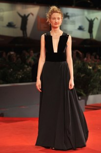 Alba Rochwacher in Armani