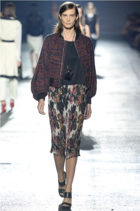 Dries Van Noten Spring/Summer 2014 | The Fashion Medley