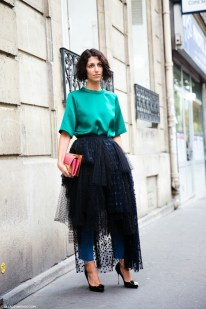 Yasmin Sewell - Best of Paris Street Style | The Fashion Medley