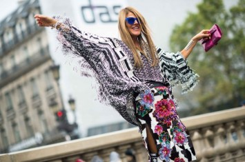 Anna Dello Russo - Best of Paris Street Style | The Fashion Medley