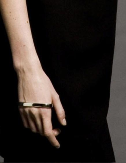 metal palm cuff