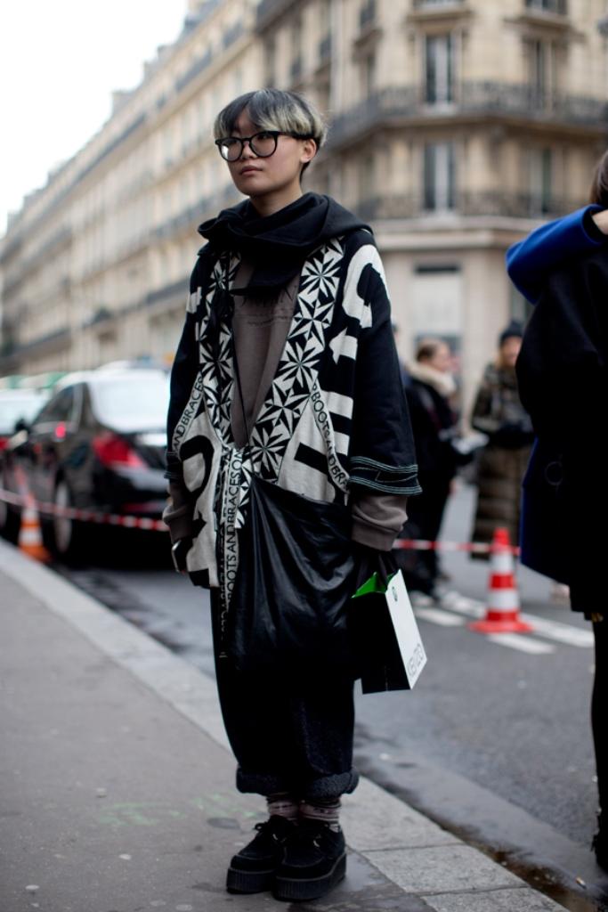 paris menswear street style