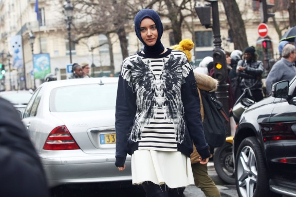 Spring 2014 Couture Paris Street Style14
