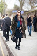 Best of London Fashion Week Streetstyle17