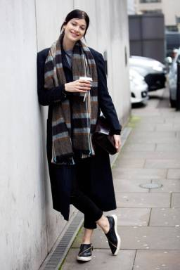 Best of London Fashion Week Streetstyle38