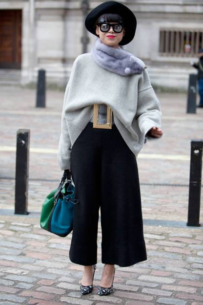 Best of London Fashion Week Streetstyle41