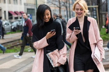 Best of Milan Fashion Week FW014 Street Style33