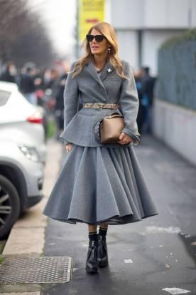 Best of Milan Fashion Week FW014 Street Style44