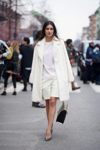 Best of Milan Fashion Week FW014 Street Style56