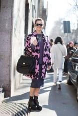 Best of Milan Fashion Week FW014 Street Style59