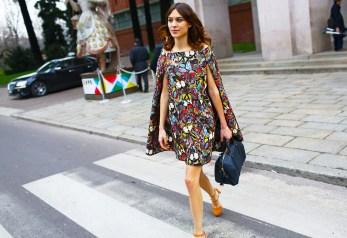 Best of Milan Fashion Week FW014 Street Style66