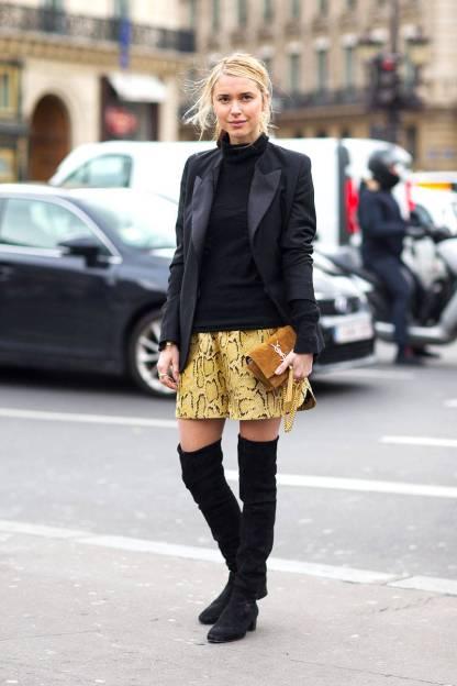 Best of Paris Fashion Week Streetstyle 56