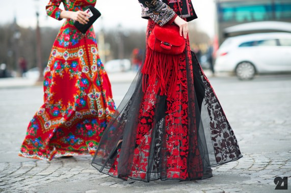 Best of Paris Fashion Week Streetstyle 6