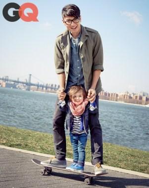 stylish dads newyork