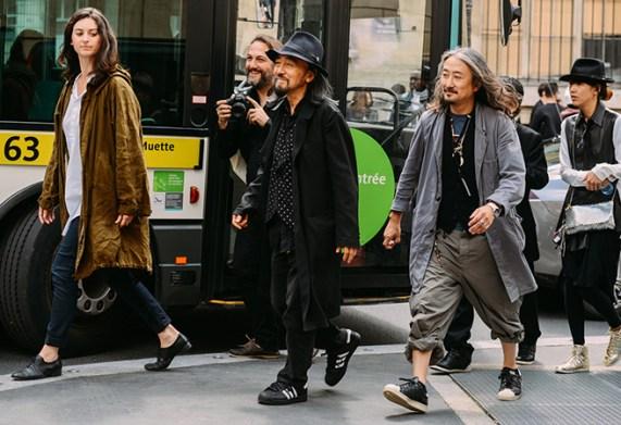 Men's Fashion Week Street Style 15