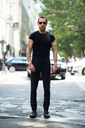 Men's Fashion Week Street Style 3