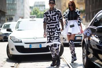 Men's Fashion Week Street Style 36