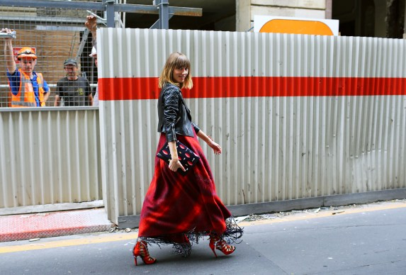 Paris Couture Fashion Week Fall 2014 street style 21