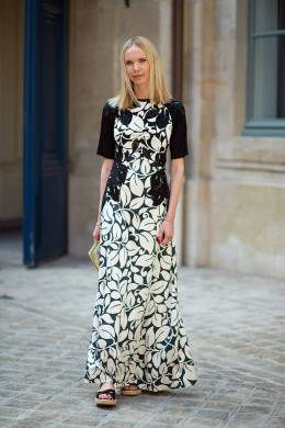 Paris Couture Fashion Week Fall 2014 street style 30