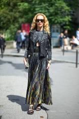 Paris Couture Fashion Week Fall 2014 street style 40
