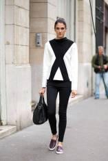Paris Couture Fashion Week Fall 2014 street style 43