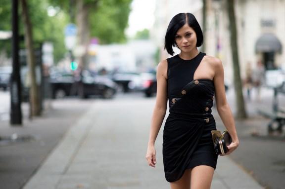 Paris Couture Fashion Week Fall 2014 street style 48