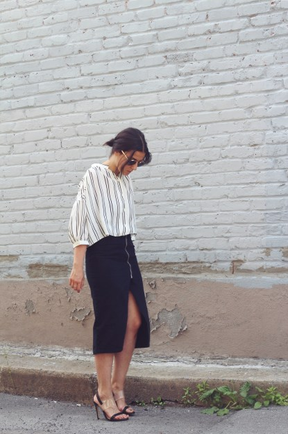 The Fashion Medley | Striped