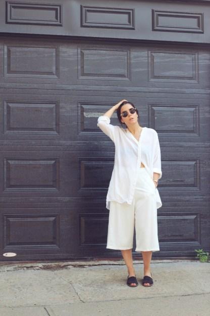 The Fashion Medley | Summer Whites