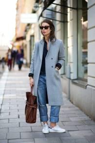 Stockholm Fashion Week Street Style 15