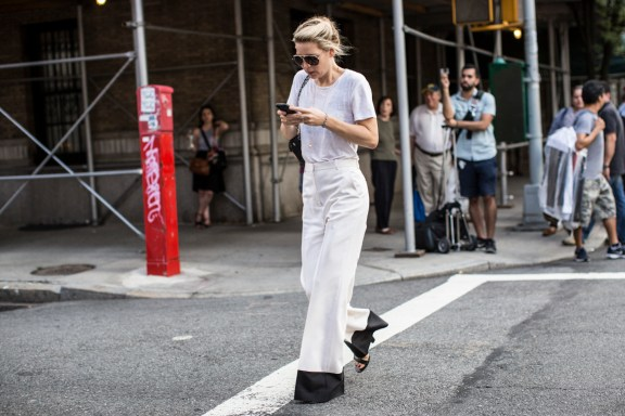 Best of NYFW SS15 Streetstyle 59