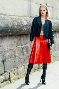 Best of Paris Fashion Week SS15 Street Style 2
