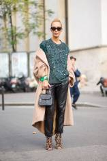 Best of Paris Fashion Week SS15 Street Style 51