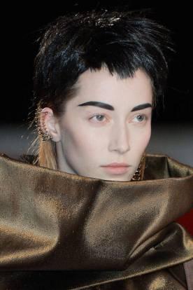 Halloween Makeup Inspiration From Runway | JPG Fall 2013