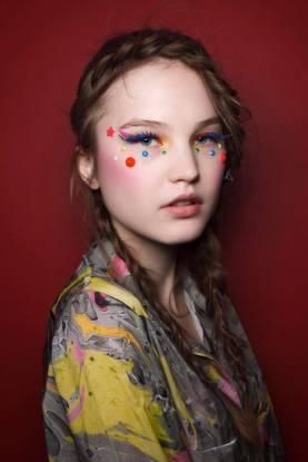 Halloween Makeup Inspiration From Runway | Manish Arora